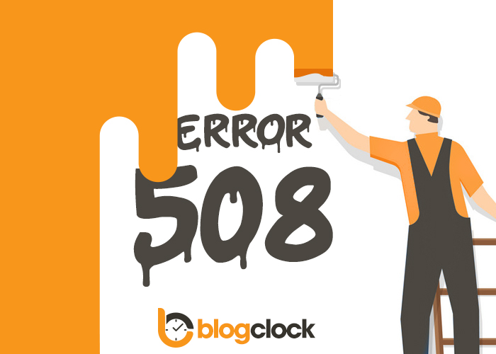 How To Fix 508 Error Codes On WordPress